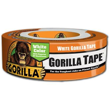 GORILLA GLUE 6025002 White Gorilla Tape