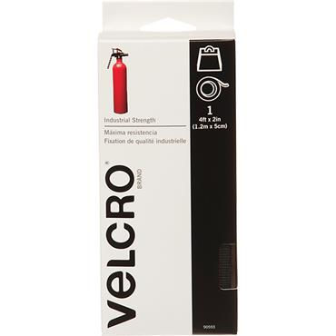 VELCRO® BRAND Industrial Strength 4 ft. x 2 in. Tape - Black 90593