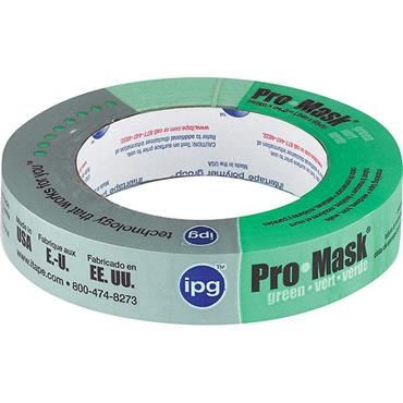 IPG ProMask Professional Green Painter's Grade Masking Tape