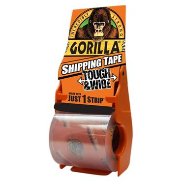 Gorilla 6045002 32m Tough and Wide Packaging Tape