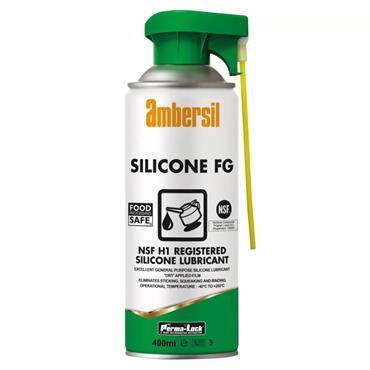 Ambersil 30248 400ml Perma-Lock Silicone Lubricant