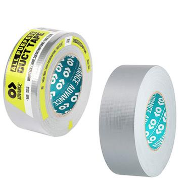 ADVANCE AT132 High Tack Poly Cloth Duct Tape