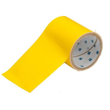 Brady ToughStripe 30m Yellow Floor Marking Tape