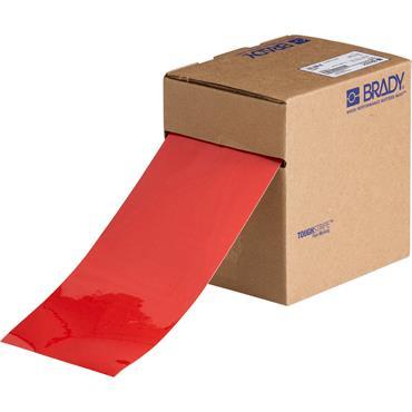 Brady ToughStripe 30m Red Floor Marking Tape