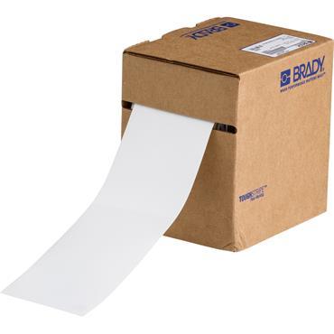 Brady ToughStripe 30m White Floor Marking Tape