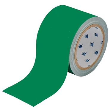 Brady ToughStripe 30m Green Floor Marking Tape