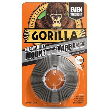 Gorilla Heavy Duty Mounting Tape - 1.5m