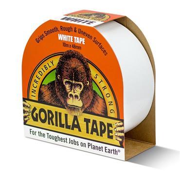 Gorilla White Super Strength Adhesive Tape - 48mm