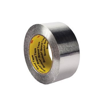 "3M 425 Conductive Aluminium Foil Tape 3"" x 60 Yd 4.6mil"