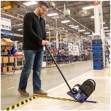 Brady 150852 ToughStripe Floor Tape Applicator