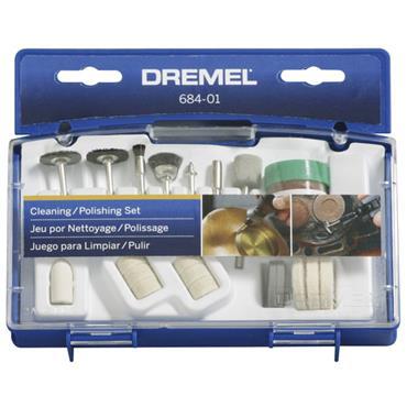 DREMEL  684-01 Cleaning/Polishing Set