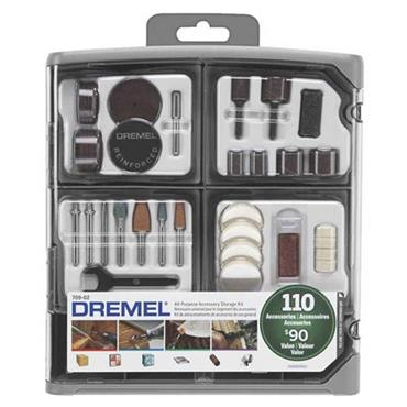 DREMEL 709-02 110 Piece Accessory Kit