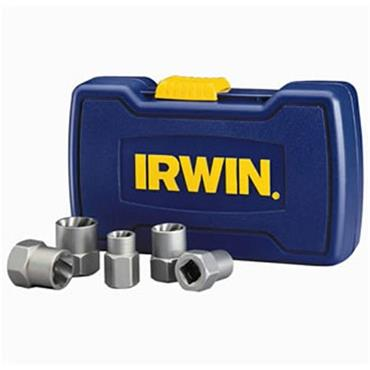 IRWIN 394001 5-Piece BOLT-GRIP Base Set