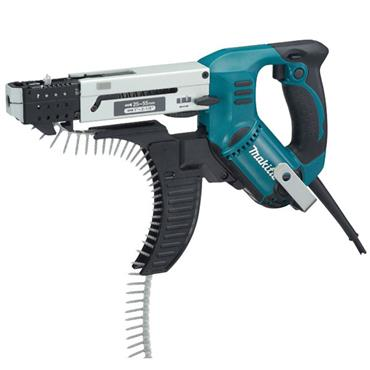 Makita 6844 110 Volt 470 Watt Autofeed Screwdriver