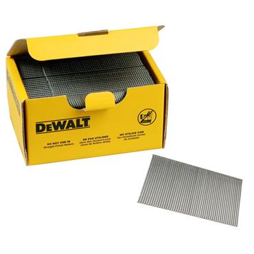 DeWALT 2500 Piece 16 Gauge Angled Nails