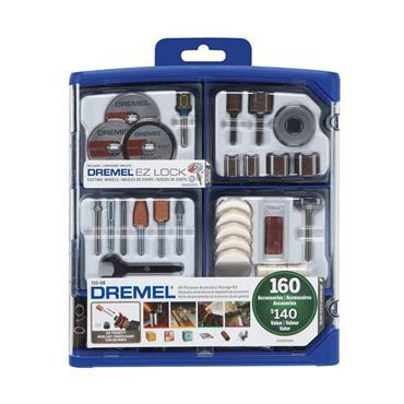 DREMEL 710-08 160 Piece All-Purpose Accessory Kit