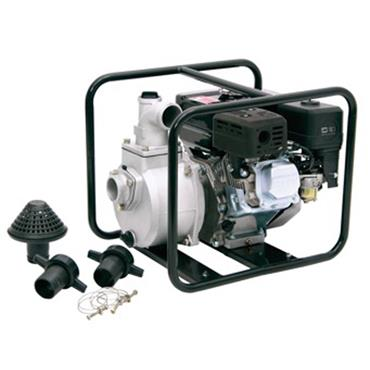 Sip 3924 4-Stroke Petrol Engine Water Pump, 600 Litre/Minute
