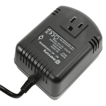 Mercury 651.004 240-120 Volt Step-Down Voltage Converter