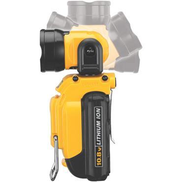 DeWALT DCL510N-XJ 10.8 Volt Compact LED Flashlight Body Only
