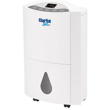 Clarke YDE20 240 Volt 20 Litre Dehumidifier