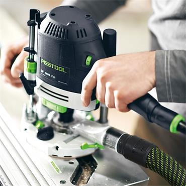 "Festool OF 1400 EBQ-PLUS G 1400 Watt 1/2"" and 1/4"" Router"
