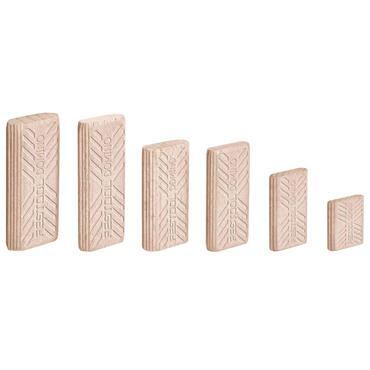 Festool 493296 Domino Tenon Beech Wood 5 x 19 x 30mm - 1800 Pack