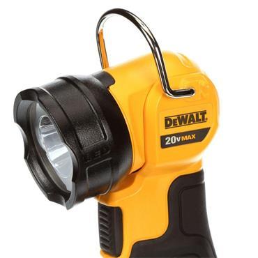 DeWALT DCL040 18 Volt XR Lithium-Ion LED Pivot Light Body Only