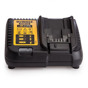 DeWALT DCB115 XR 10.8 - 18 Volt XR Lithium-Ion Battery Charger