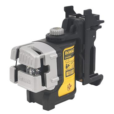 DeWALT DW089K 3 Way Self-Leveling Multi Line Laser