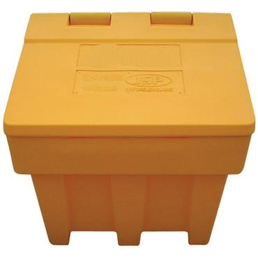 JSP Yellow Salt and Grit Bin