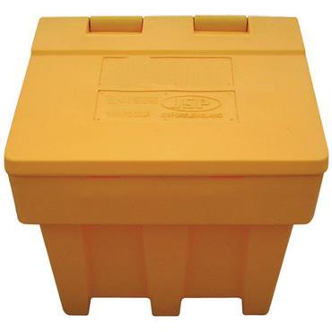 JSP Yellow Salt and Grit Bin