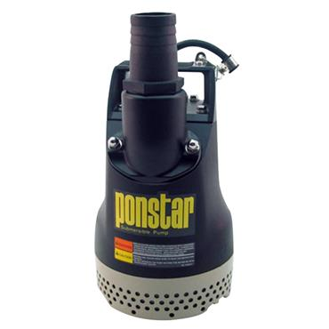 Ponstar PX 55011 110 Volt Submersible Water Pump, 260 Litre/Minute
