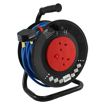 CITEC 230 Volt Extension Cable Reels
