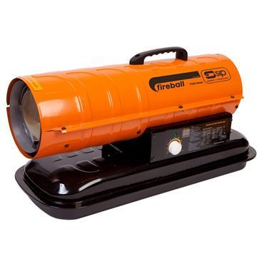 Sip 09562 Fireball 75XD 240 Volt Diesel Space Heater, 22kW