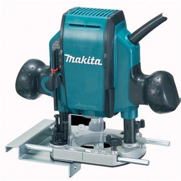 "Makita RP0900X 900 Watt 1/4"" Plunge Router"