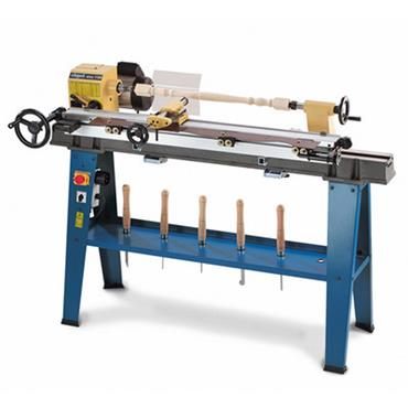 Scheppach 88002759 240 Volt 1500 Watt Wood Turning Lathe