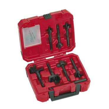 Milwaukee 49220130 7 Piece Self Feed Contractors Bit Set