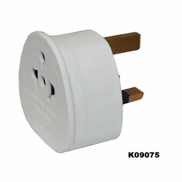 Mercury 492 Travel Adaptors