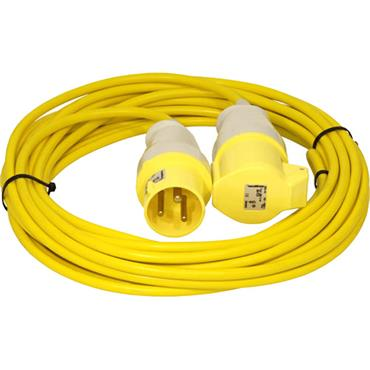 CITEC E116110 110 Volt 14m Extension Site Lead