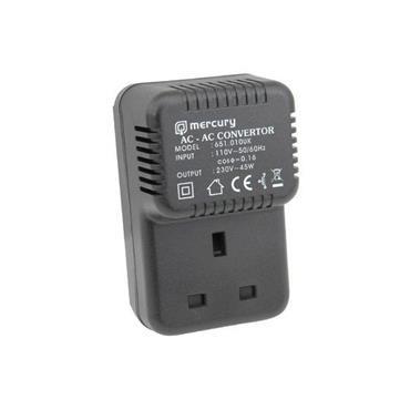 Mercury 651.010 110-220 Volt Step-Up Voltage Converter