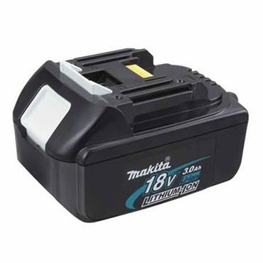 Makita BL1830 18 Volt LXT Lithium-Ion Battery Pack, 1 x 3.0Ah Batteries