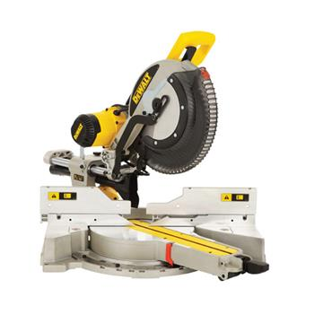 DeWALT DWS780 305mm Double Bevel Sliding Compound Miter Saw
