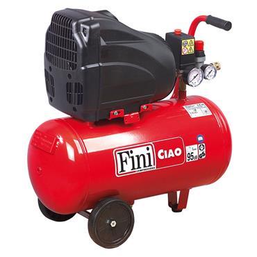 Fini CIAO/25/185 24 Litre 230 Volt Oil Free Air Compressor