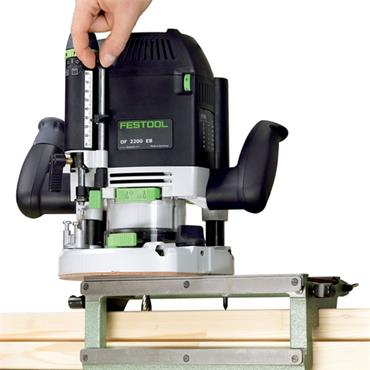 "Festool OF 2200 EB-Plus GB 2200 Watt 1/4"" and 1/2"" Router"