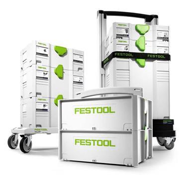 Festool 498660 SYS-Roll 100 Systainer Transportation
