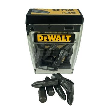 DeWALT DT71522-QZ PH2 25mm Screwdriver Bits