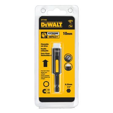 DeWALT DT7440-QZ 10mm IR Cleanable Nut Driver