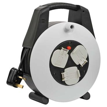 Brennenstuhl 1108203 230 Volt 20m Vario-Line Cable Box