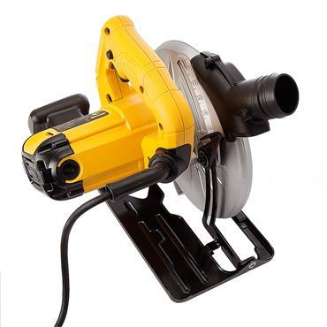 DeWALT DWE560K 184mm Compact Circular Saw Kitbox