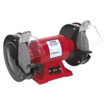 Sealey BG200XL 200mm 240 Volt Bench Grinder